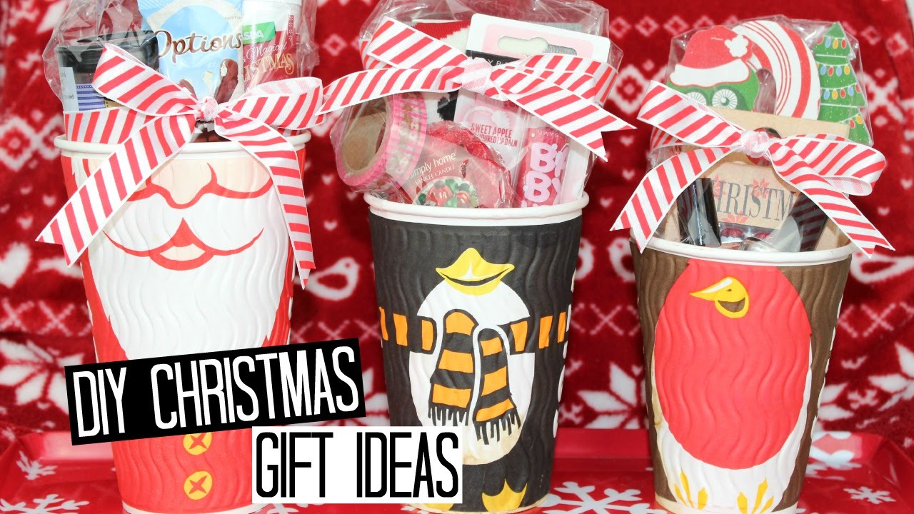 Christmas Hamper Ideas.Diy Christmas Gift Ideas Simple And Affordable