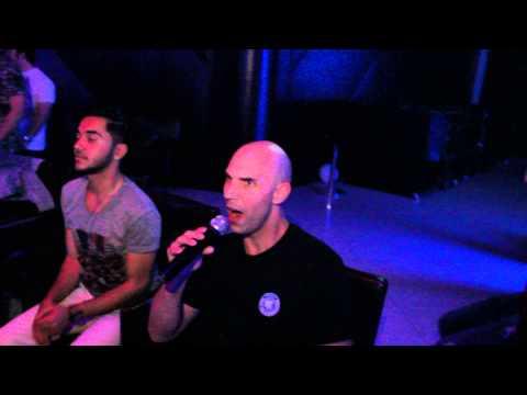 REAL AIKIDO - Karaoke - Igor & Fariz 🎤🎶