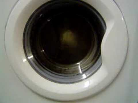 washing machine not spinning fast