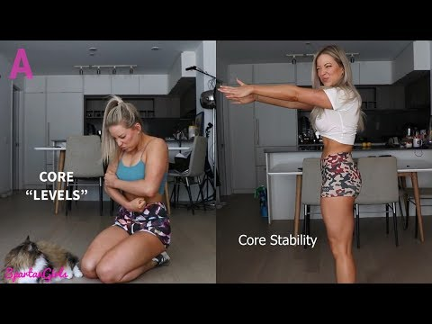 Home Workout - Legs And Core