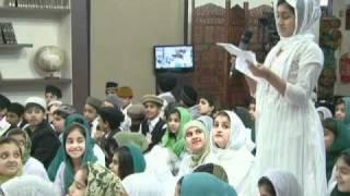 Bustan-e-Waqfe Nau Class: 12th February 2011 - Part 2 (Urdu)