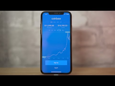Cryptocurrency & Coinbase App Explained!