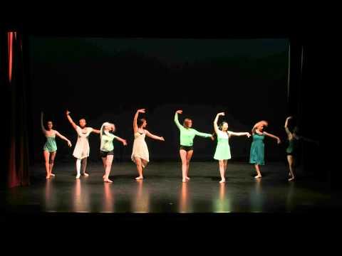 Wellesley College Dancers - Andante