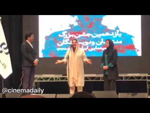 کنایه تهمینه میلانی به محمدحسین مهدویان و ماجرای نیمروز Tahmineh Milani Mohammad Hossein Mahdavian