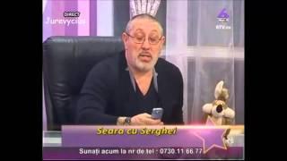Seara cu Serghei - Alex, Manea si Andrei (19 martie 2013) 6TV part.1
