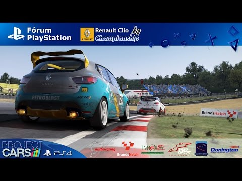 Forum PlayStation PT - Renault Clio Championship - Rd 2.6 Brands Hatch GP