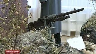 В Верхней Пышме покажут оружие, развязавшее Первую мировую войну