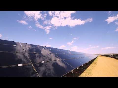 Broken Hill Solar Plant
