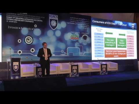 KIACS 2014 Session 4- Peter D.Reynolds: Securing the Industrial Internet of Things