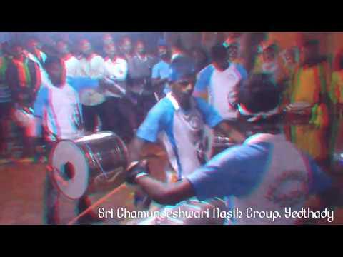 Nasik Dhol | Sri Chamundeshwari Nasik Group 8748022361 | Yedthady, Udupi district