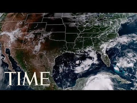 Solar Eclipse: The Moon's Shadow Darkening The U.S. During The Eclipse Is Pretty Terrifying | TIME
