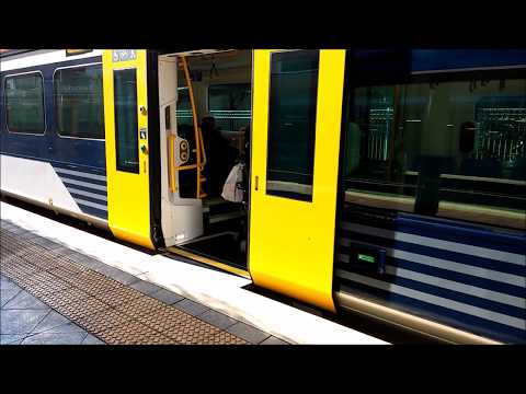 2015 new Auckland local electric train