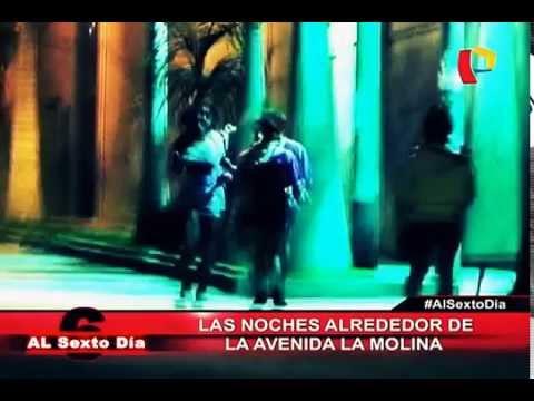 ¡Increíble! ¿Un Nuevo Paraíso De La Prostitución En La Avenida La Molina?