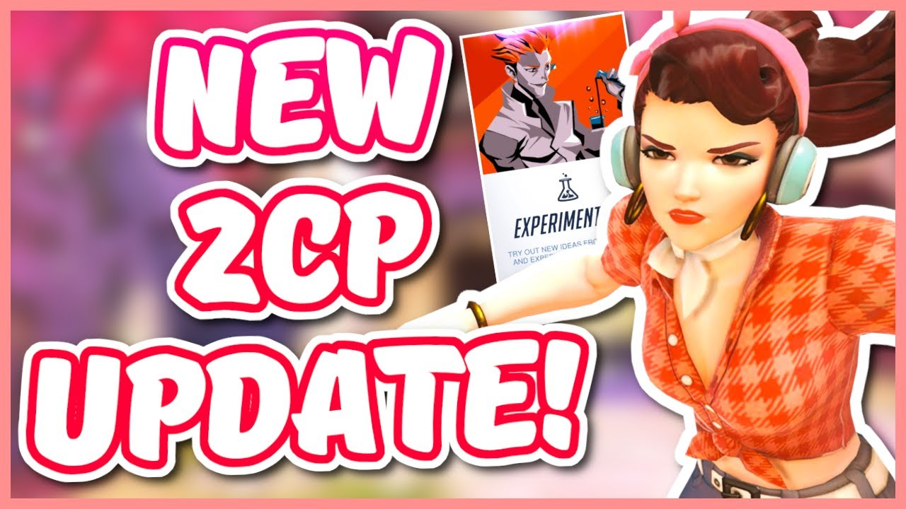 Overwatch - THE FAILED OVERWATCH EXPERIMENT (New Experimental Mode Update) thumbnail