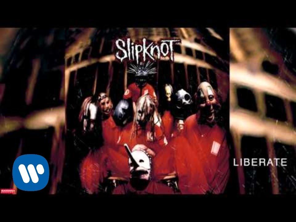 slipknot-liberate-audio-slipknot