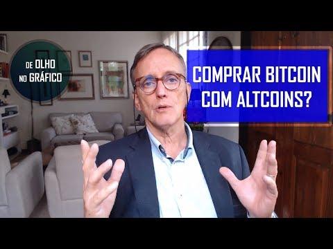 COMO COMPRAR BITCOIN com outras CRIPTOMOEDAS - e é uma boa comprar?