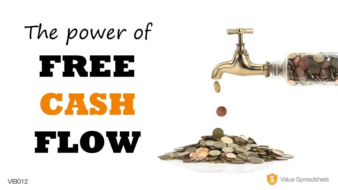 Image result for free cash flow image