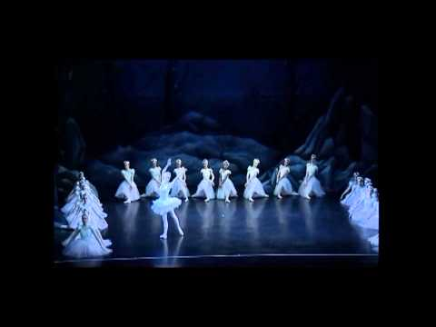 Trailer for EYB's production of Swan Lake at New Victoria Theatre, 2014 - ATG Tickets