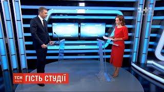 міністр оборони України Андрій Загороднюк дав ексклюзивне інтерв'ю в студії ТСН.Тижня