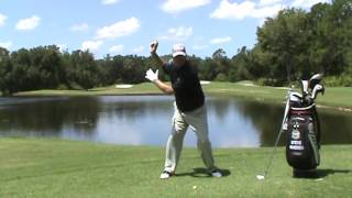 understanding the timing of the downswing