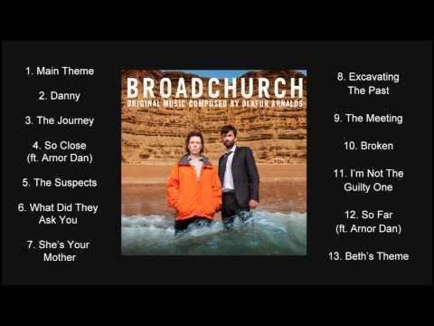 Broadchurch Soundtrack - Ólafur Arnalds Album Sampler
