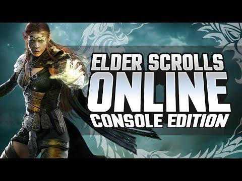 Elder Scrolls Online Gameplay #1 – Jon Snow and The Lizard Wizard
