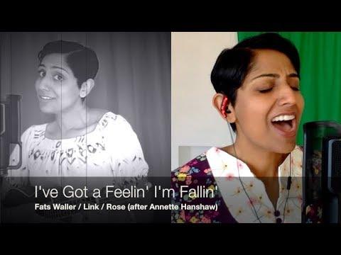 I've Got a Feelin' I'm Fallin'- 1920s - vocals and uke cover