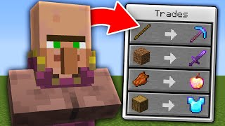 Download lagu Minecraft, But Villagers Trade OP Items...