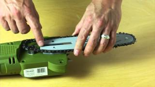 Sun Joe® Electric Pole Chain Saw