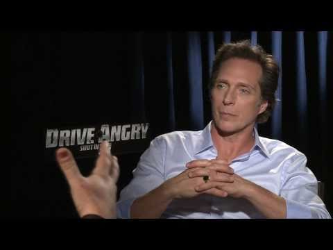 William Fichtner talks Drive Angry