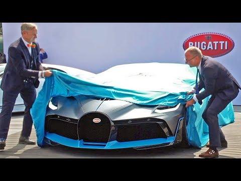 5 8m Bugatti Divo 2019 Presentation Specs Design Youtube
