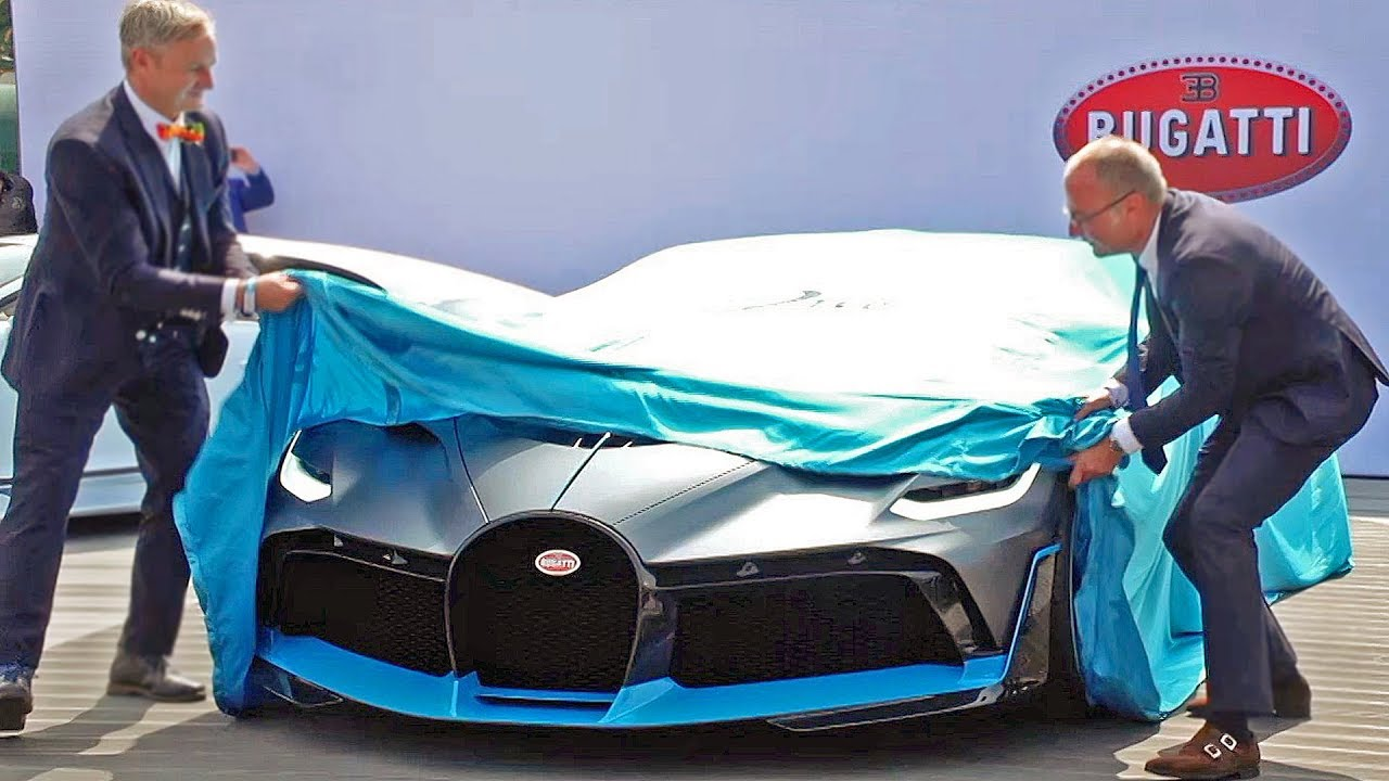 5 8m Bugatti Divo 2019 Presentation Specs Design Youtube