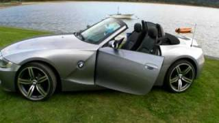 BMW Z4 2.5iA (R6) m/ Nav 2006, 37500 km., kr.  389.000