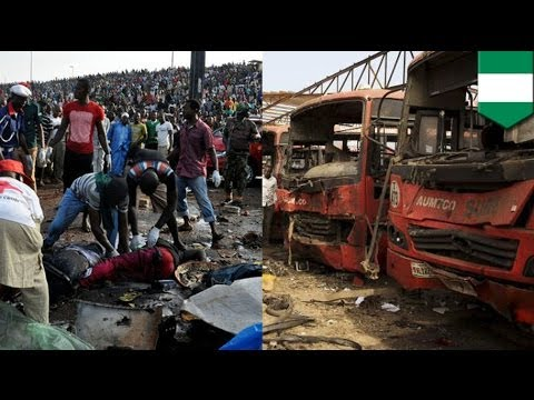 Bus bomb: 70+ killed, 120+ injured in Nigeria bus station explosion
