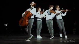"""""""MoscowBoys"""". Фрагмент спектакля. """"Танец маленьких лебедей"""""""