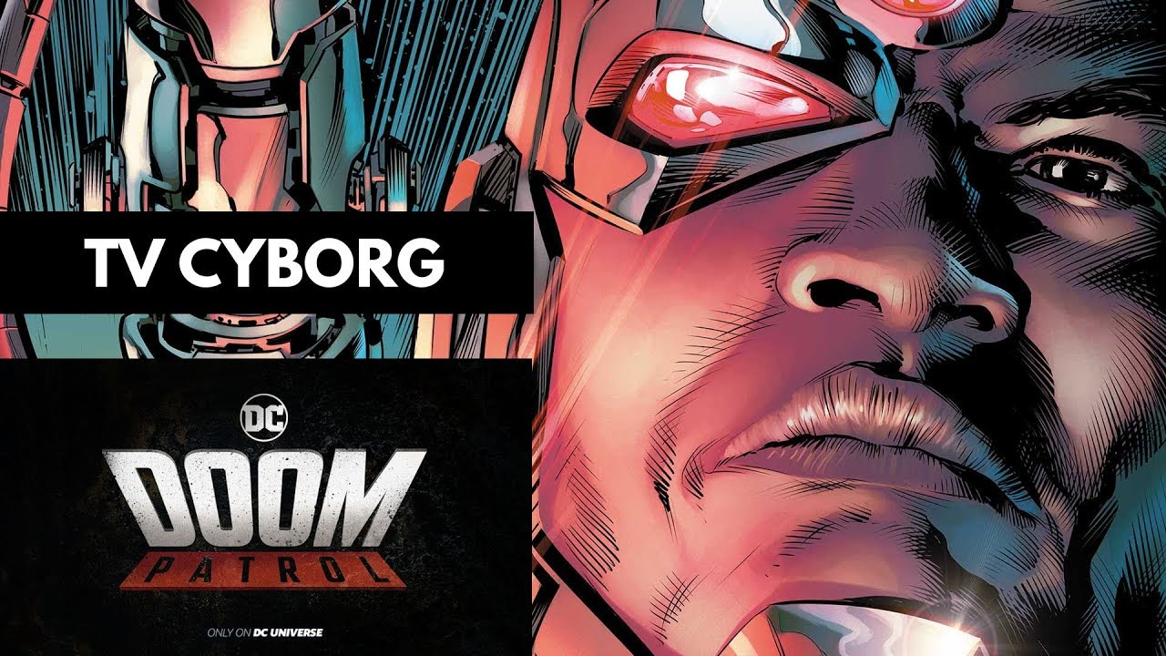 Dc S Doom Patrol Casts Cyborg But What About The Movie Version