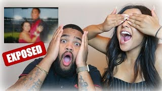 EXPOSING OUR FAT HIGH SCHOOL PROM PICS!! | The Life of K&K