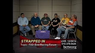 A year-end auto racing forum 12-29-14