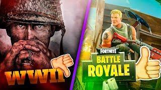 Baixar Call of Duty ESTÁ MAL por culpa de FORTNITE: Battle Royale??