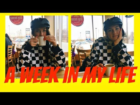 A WEEK IN MY LIFE #5