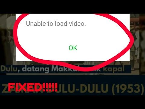 Fix Unable to load video on LINE
