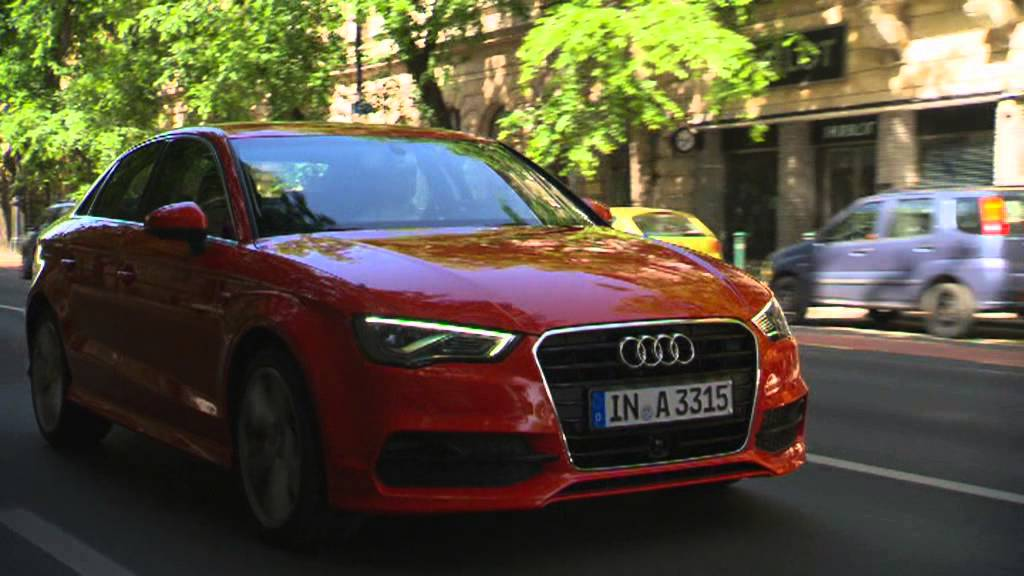 2015 Audi A3 Sedan Misano Red Youtube