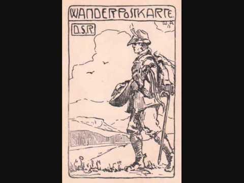 Wanderlieder-Potpourri (Alte Volkslieder) - Knabenchor und Orchester