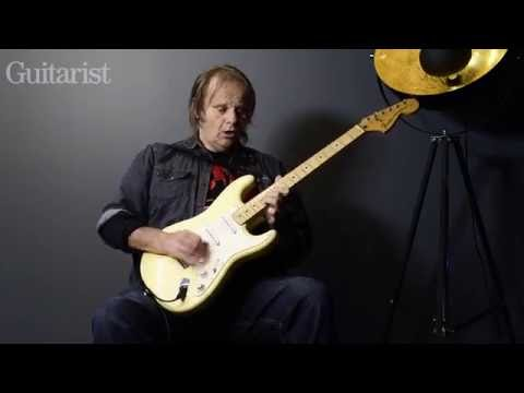 Walter Trout – Blues Lesson Excerpt