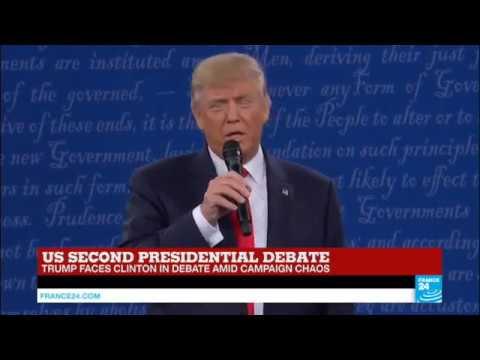 Trump Calls Iran The No. 1 Terrorist State