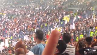 Roma-Juventus 2-1 Grazie Roma