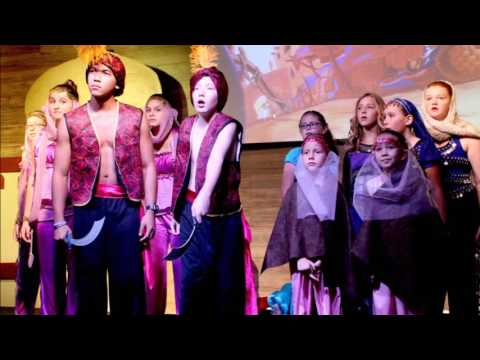 """PDM Young Actors Workshop Presents a Look At """"Aladdin"""" Directed by Paul-Dean Marti\"""