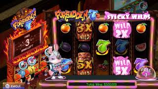 Pop slots! Sticky wilds free spins!