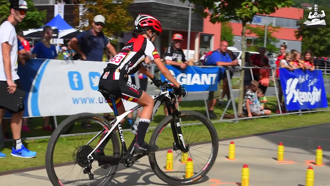 7c9aff83e43a UEC European Youth Mountainbike Championships Graz Stattegg Technical  Competition 16.8.2017