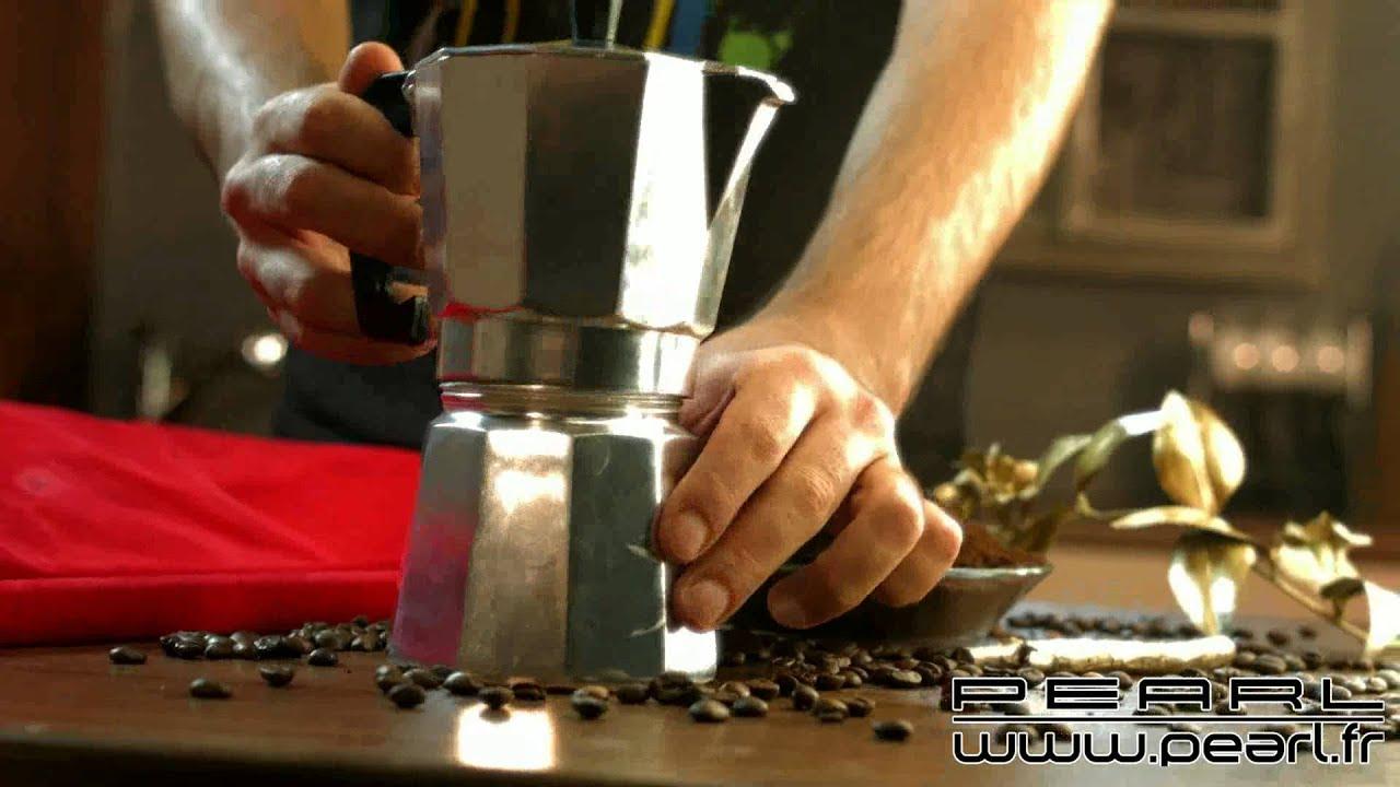 nc3669 cafetiere italienne traditionnelle pour gaz vitro et electrique